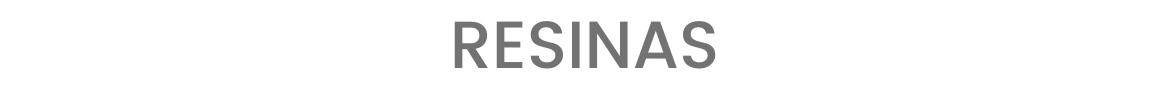 Resina - Banner Nome