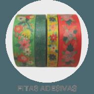 Scrapbook - Fitas Adesivas
