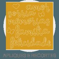 Scrapbook - Apliques e Recortes