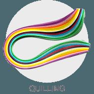 Scrapbook - Quilling