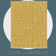 Scrapbook - Papel Laminado