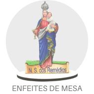 Madeira Decorada - Enfeites de Mesa