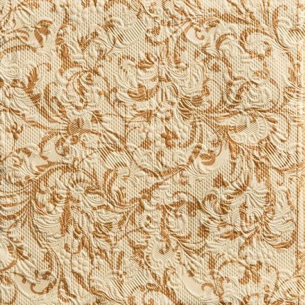 Guardanapo-Decoupage-Ambiente-13307387-Elegance-Damask-Cream-Bronze-2-unidades