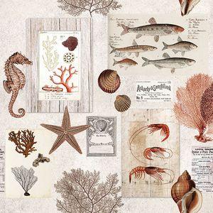 Guardanapo-Decoupage-Ambiente-13311330-Sepia-Sea-Cream-2-unidades