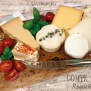 Guardanapo-Decoupage-Ambiente-13312935-Palette-of-Cheeses-2-unidades