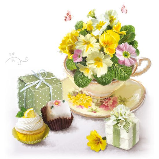 Guardanapo-Decoupage-Ambiente-13314005-Tea-Surprise-2-unidades