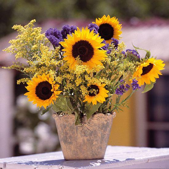 Guardanapo-Decoupage-Ambiente-13314945-Sunflower-Bouquet-2-unidades