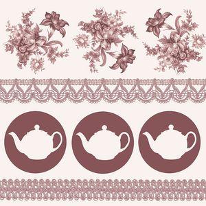Guardanapo-Decoupage-Ambiente-13314043-Teapots-Brown-2-unidades