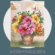 Decoupage - Arte Francesa