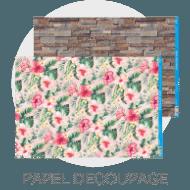 Decoupage - Papel decoupage