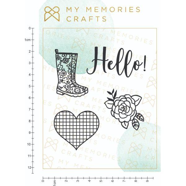Carimbo-de-Silicone-My-Memories-Crafts-MMCMCT-009-Hello-Flor