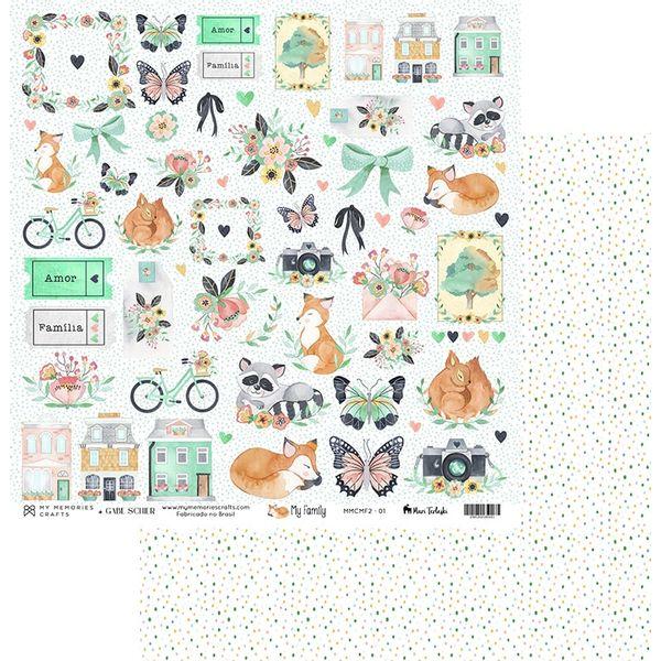 Papel-Scrapbook-My-Memories-Crafts-305x305-MMCMF2-001-Familia-e-Poas