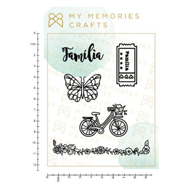 Carimbo-de-Silicone-My-Memories-Crafts-MMCMF2-009-Familia