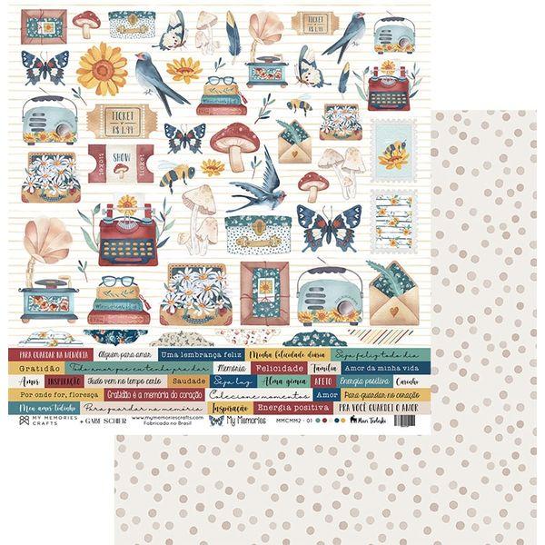 Papel-Scrapbook-My-Memories-Crafts-305x305-MMCMM2-001-Elementos-Selos-e-Poas
