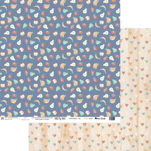 Papel-Scrapbook-My-Memories-Crafts-305x305-MMCMW2-002-Frutas-e-Coracoes