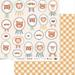 Papel-Scrapbook-My-Memories-Crafts-305x305-MMCMW2-003-Bichinhos-e-Xadrez