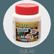 Decoupage - Colas