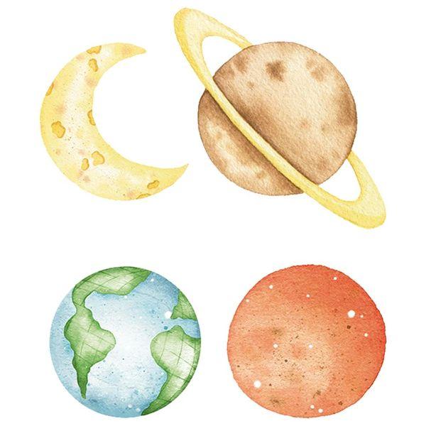Aplique-Papel-Decoupage-em-Mdf-Litoarte-APM3-290-Lua-e-Planetas-3cm