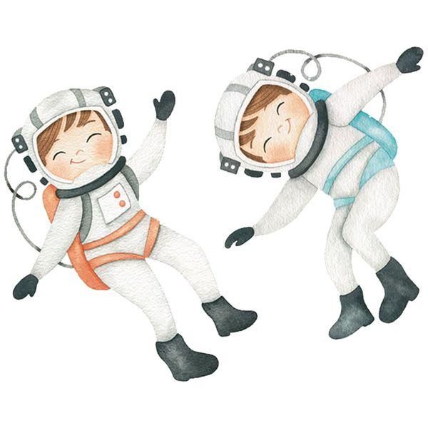 Aplique-Papel-Decoupage-em-Mdf-Litoarte-APM4-442-Astronautas-4cm