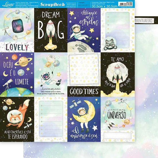 Papel-Scrapbook-Litoarte-305x305cm-SD-1194-Tags-Mundo-da-Lua