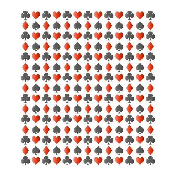 Stencil-Litoarte-17x21cm-STM-724-Baralho