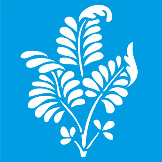 Stencil-Litocart-14x14-LSP-004-Folhagem