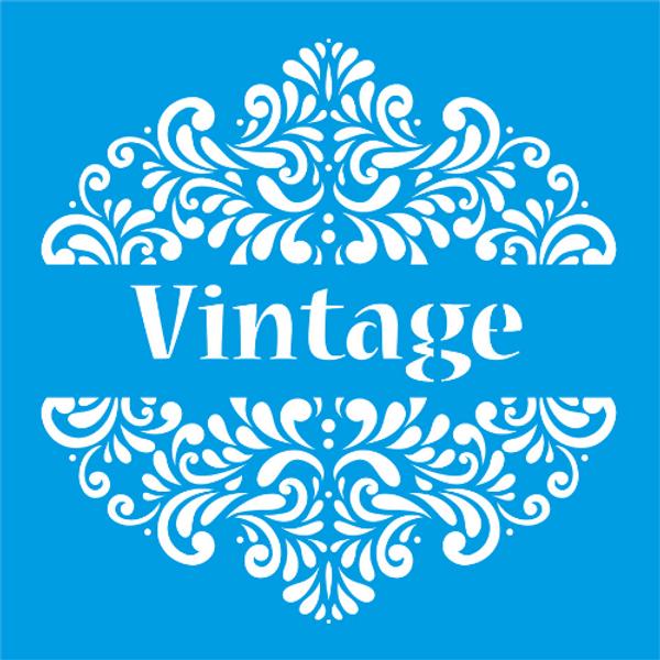 Stencil-Litocart-20x20-LSQ-002-Vintage