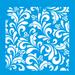 Stencil-Litocart-20x20-LSQ-005-Folhas-LSQ-005---Litocart