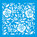 Stencil-Litocart-20x20-LSQ-011-Estampa-Rosas