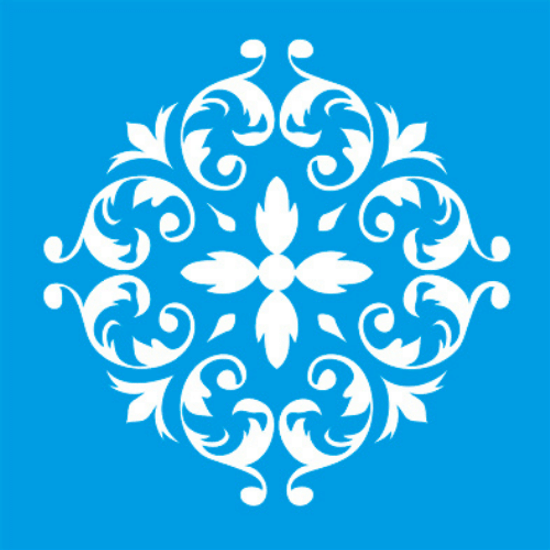 Stencil-Litocart-10x10cm-LSX-002-Azulejo-Arabesco