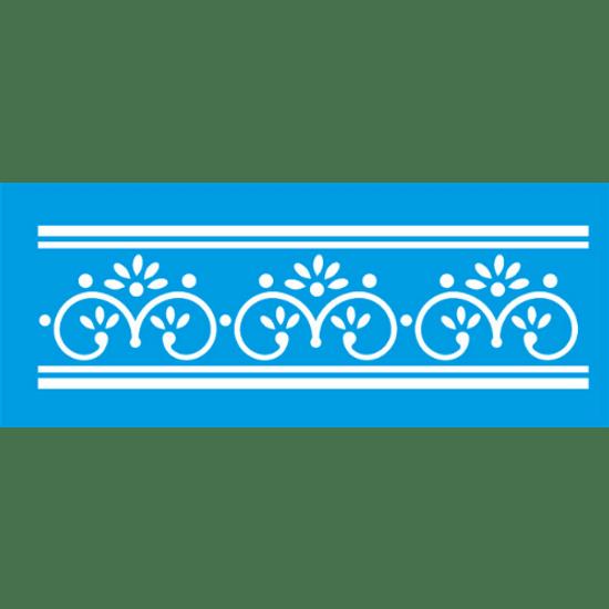 Stencil-Litocart-20x8-LSXX-004-Flores