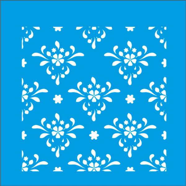 Stencil-Litocart-14x14-LSP-024-Renda-e-Flores
