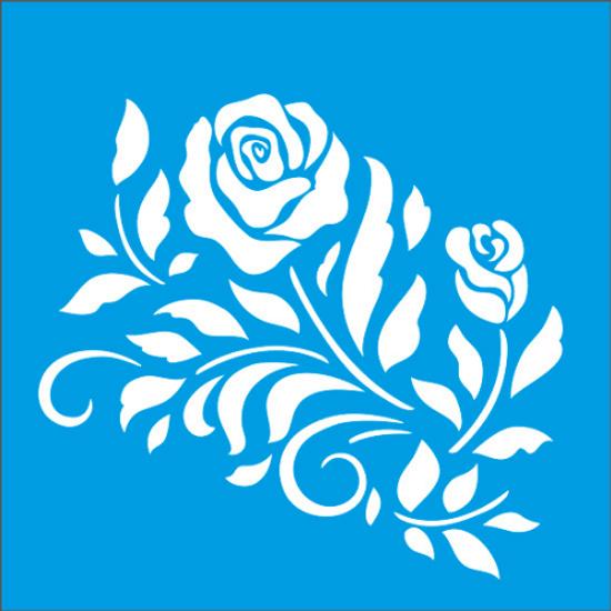 Stencil-Litocart-14x14-LSP-029-Rosas-e-Flores