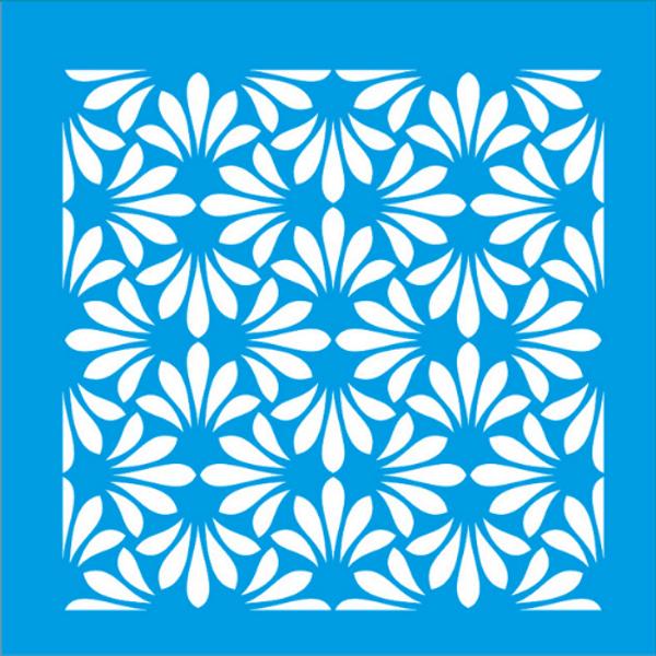 Stencil-Litocart-20x20-LSQ-030-Estampa-Margarida