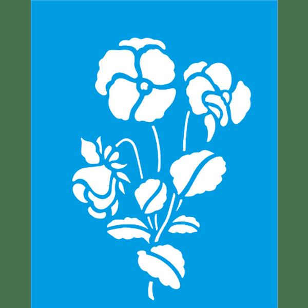 Stencil-Litocart-25x20-LSG-076-Flores