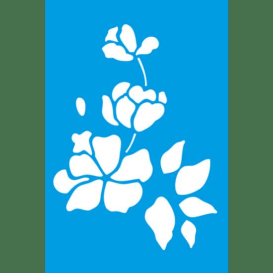 Stencil-Litocart-30x20-LSS-018-Flores