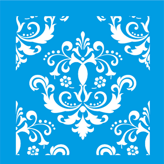 Stencil-Litocart-20x20-LSQ-046-Arabesco-Flor