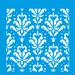 Stencil-Litocart-20x20-LSQ-047-Arabesco-Flor