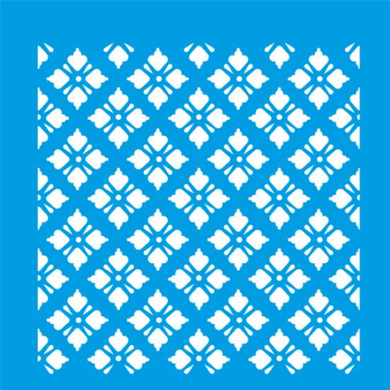Stencil-Litocart-14x14-LSP-049-Azulejo