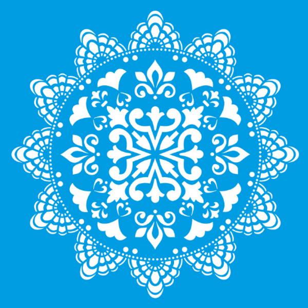 Stencil-Litocart-25x25-LSPQ-004-Mandala-Ladrilho
