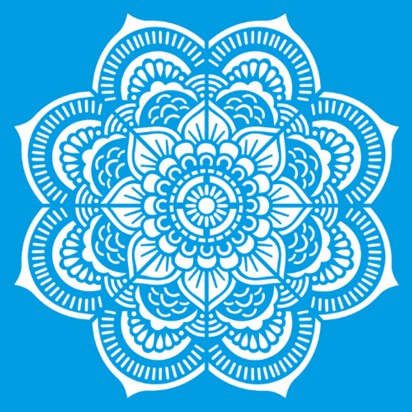 Stencil-Litocart-25x25-LSPQ-007-Mandala-Border