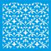 Stencil-Litocart-20x20-LSQ-091-Estampa-Ladrilho-Lancas