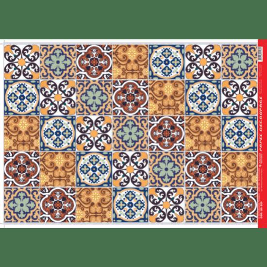 Papel-Decoupage-Litocart-34x48cm-LD-829-Azulejos