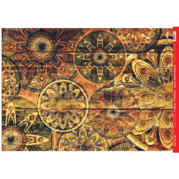 Papel-Decoupage-Litocart-34x48cm-LD-908-Mandalas