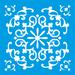 Stencil-Litocart-30x30-LSPG-012-Azulejo-Colonial