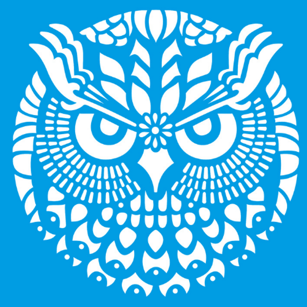 Stencil-Litocart-30x30-LSPG-023-Mandala-Coruja