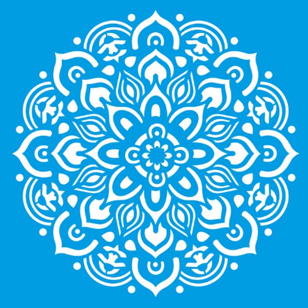Stencil-Litocart-30x30-LSPG-030-Mandala-Floral