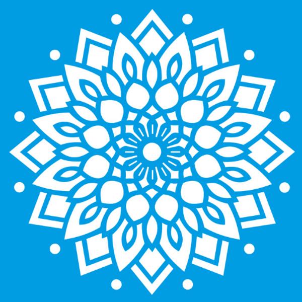 Stencil-Litocart-30x30-LSPG-032-Mandala-Ornamental