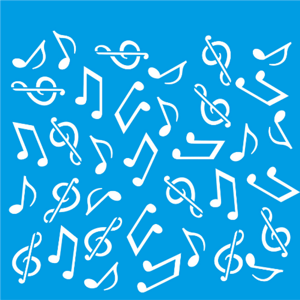 Stencil-Litocart-20x20-LSQ-112-Notas-Musicais
