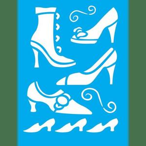 Stencil-Litocart-20x15-LSM-082-Sapatos